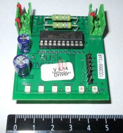 Плата контроллера LISA CZLDM02 Kleemann