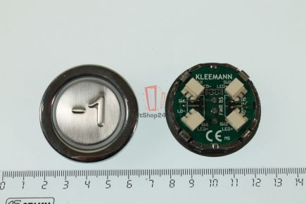 Кнопка приказа FMR BS -1 Kleemann