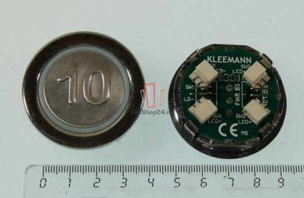 Кнопка приказа FMR BS 10 Kleemann