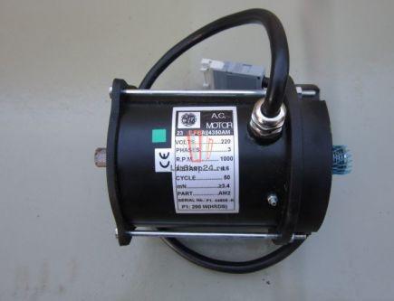 Двигатель привода дверей 200Вт HSDS DO2000 D2200 стартовый ток 4,6А OTIS