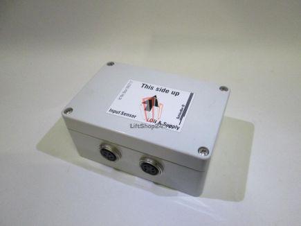Блок контроля загрузки LONLMS-3 MX-GC rel.4 (блок 593717, кабель 55501902) SCHINDLER