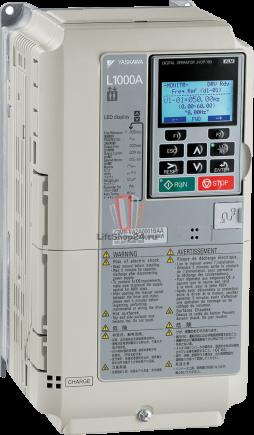 Частотный преобразователь Yaskawa L1000A 18,5 кВт