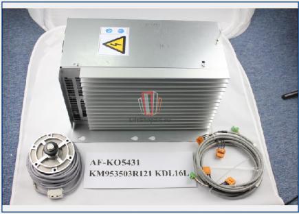 Частотный преобразователь KDL16L в комплекте с энкодером и кабелем KONE