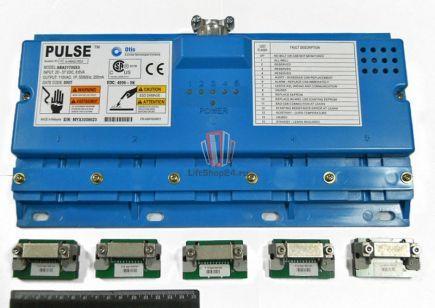 Блок контроля тяговых ремней CBS 30 мм на 5 ремней OTIS