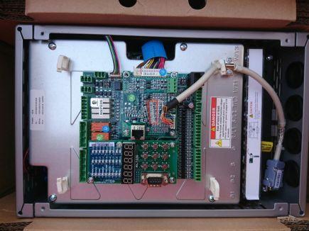 Контроллер AS380 7,5кВт STEP