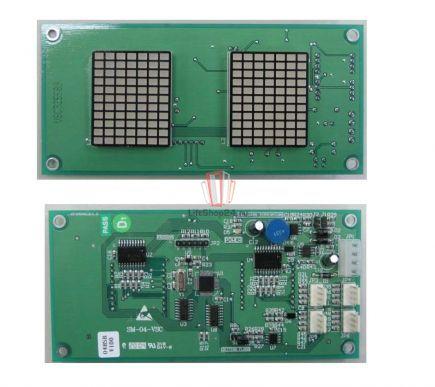 Плата SM-04-VSC STEP