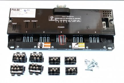 Блок контроля тяговых ремней RBI 25мм на 4 ремня 34кН OTIS