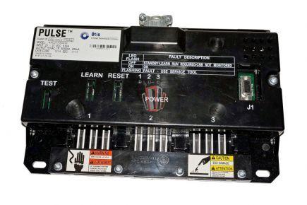 Блок контроля тяговых ремней RBI 30мм на 2 ремня 43кН OTIS
