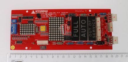 Плата вызывной панели HIPD-CAN V3.2 Hyundai