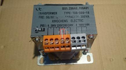 Трансформатор TDB-300-18 Sjec