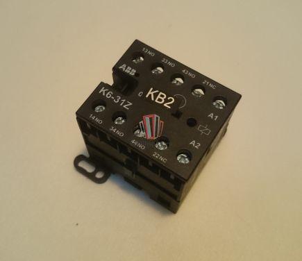 Миниконтактор ABB K6-31-Z Sjec
