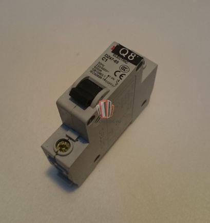 Автоматический выключатель DZ47-63 C1 Sjec