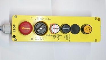 Пульт ревизии лифта ThyssenKrupp