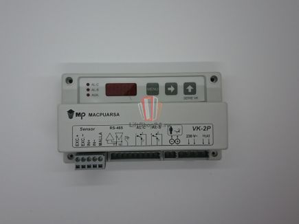 Блок грузовзвешивающего устройства VK-2P V1.0 Macpuarsa