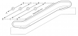 Поручень эскалатора SKG (Thyssenkrupp)
